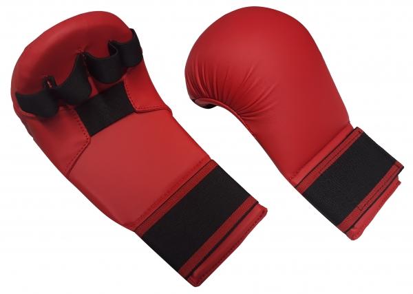 Karate Handschützer 4 Fingerschlaufen
