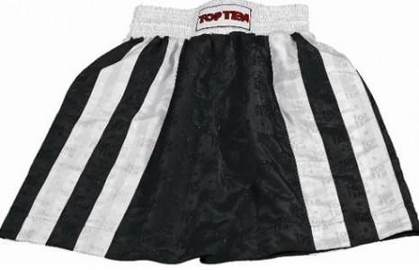 TOP TEN Boxhose 1808 schwarz