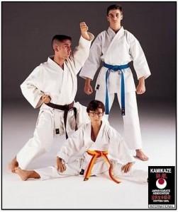 Kamikaze International Standard JKA