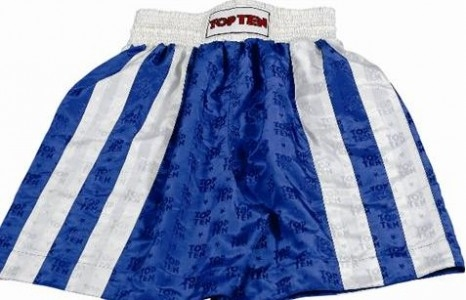 TOP TEN Boxhose 1808 blau