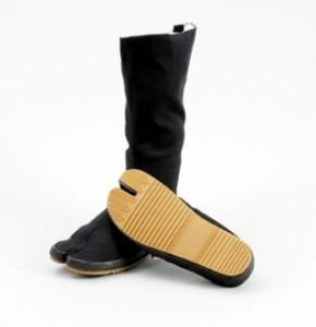 Schuhe Ninjutsu-Tabis (Paar)