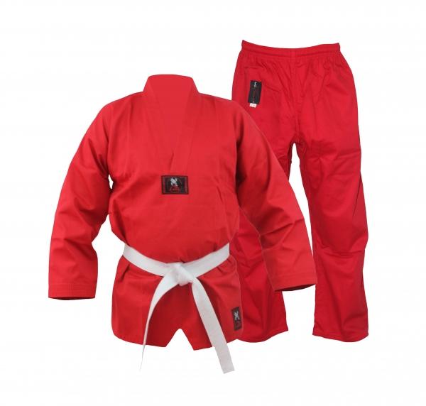 Taekwondo Anzug rot
