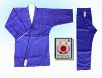 Judoanzug MASTER Spezial blau 950