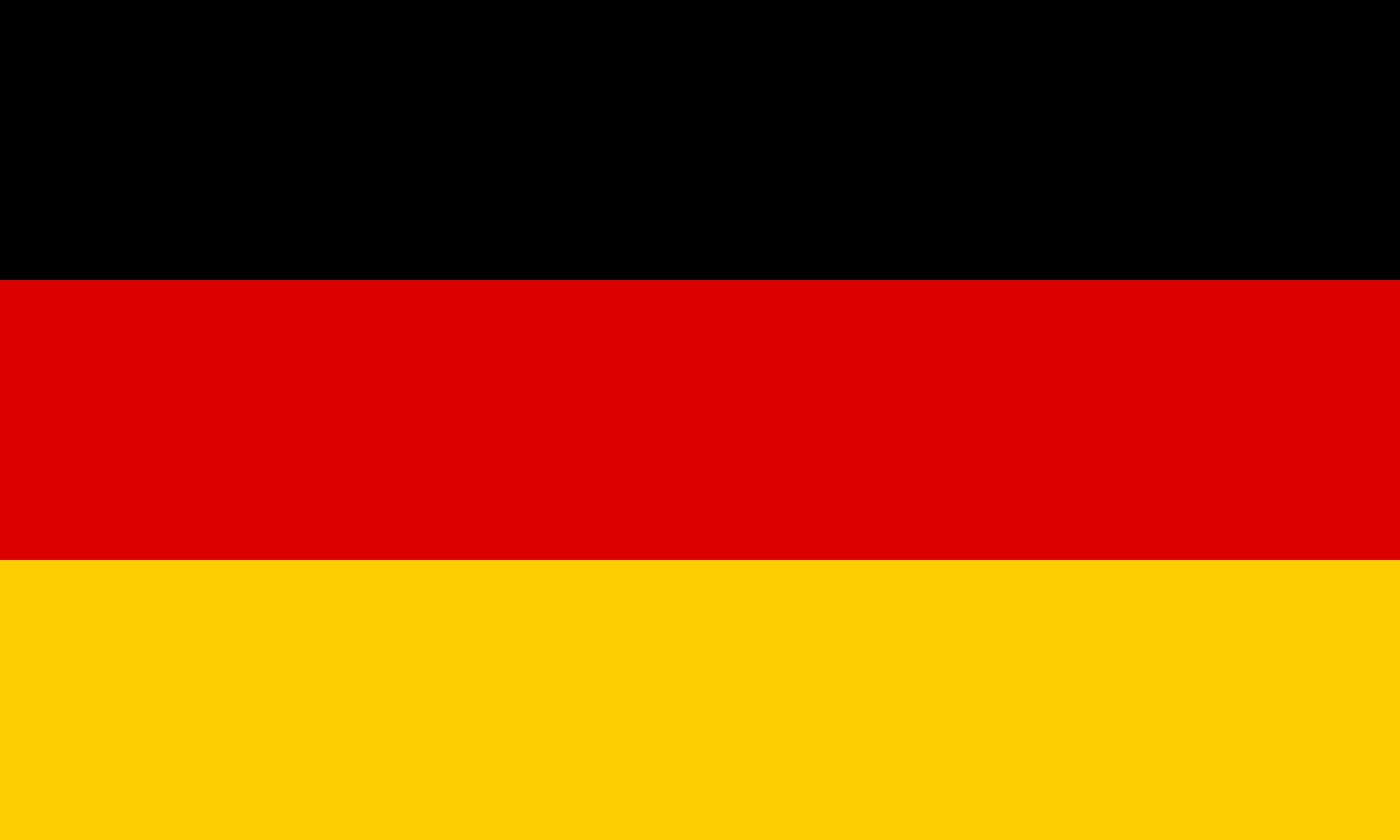Deutschland Flagge Flaggen Fahnen Und Deko Zubehör Budokonzept